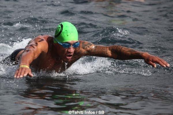 Waterman Tahiti Tour – Epreuve 4 : Bruno Tauhiro, le 'cheval fou' gagne encore.