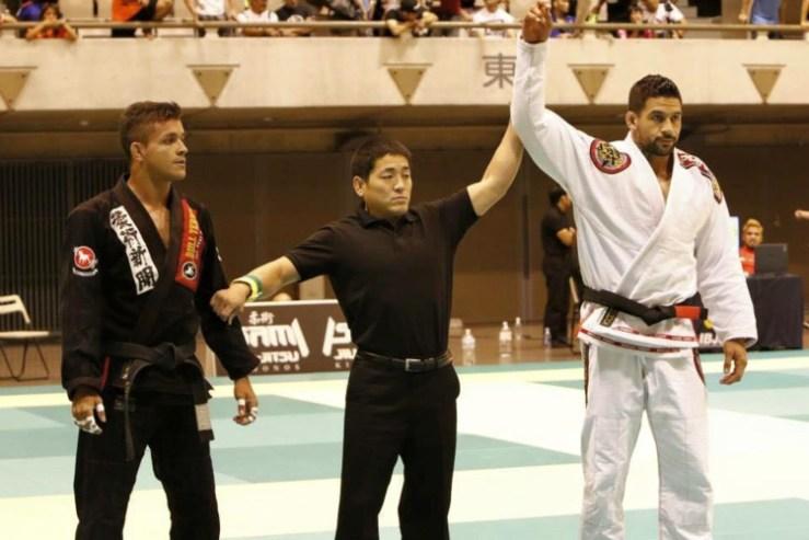 Jiu Jitsu Brésilien – Asian Open : Dany Gérard s'offre ses deux premières médailles d'or en ceinture noire.
