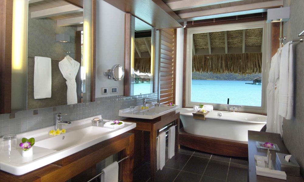 Intercontinental Resort Tahiti Overwater Bungalow