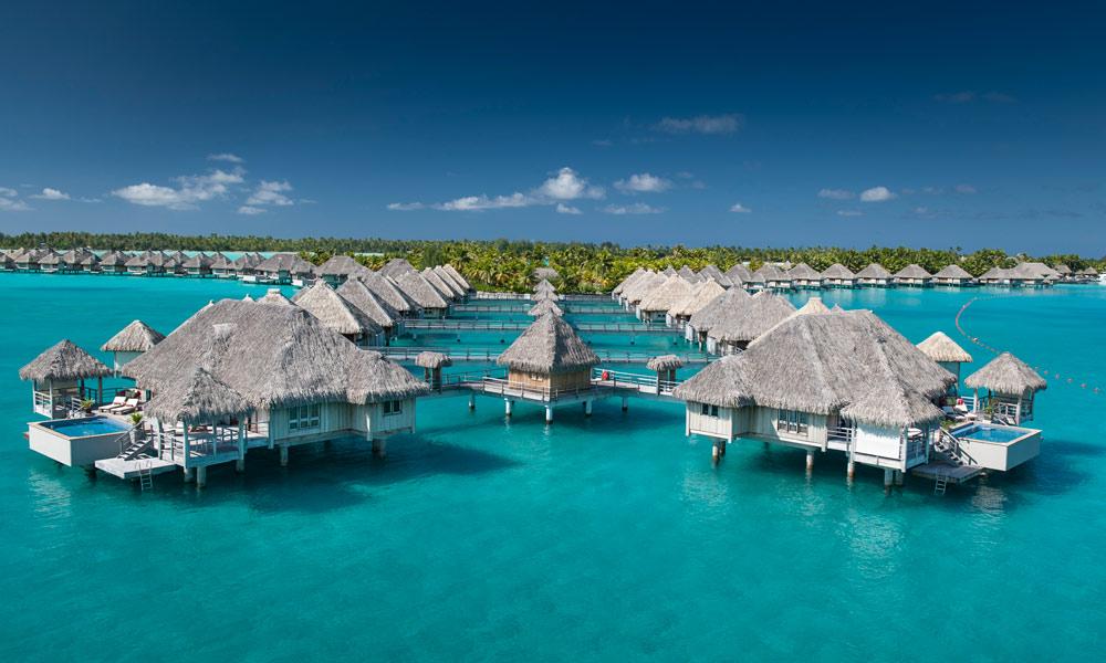 St Regis Bora Bora Villas Resort