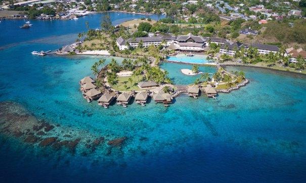 Image result for InterContinental Tahiti Resort & Spa