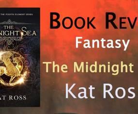 Top Fantasy Series: Midnight Sea by Kat Ross