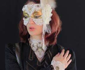 Masks: Obscure, adorn or reveal?