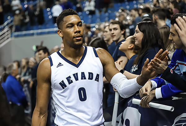 Tre'Shawn Thurman cements Nevada's march to madness ...