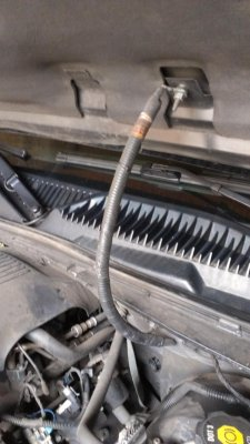 2003 Yukon ground strap | Chevy Tahoe Forum | GMC Yukon Forum | Tahoe Z71 | Cadillac Escalade