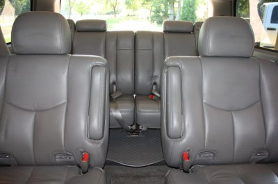Wanted 2nd Row Bucket Seats Chevy Tahoe Forum GMC