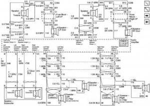 2005 Denali Bose wiringOEM Nav video input   Chevy Tahoe