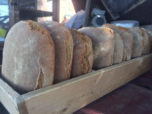 Topan Karakılçık Ekmeği