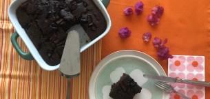 Böylesi Daha Tatlı : Şekersiz Brownie !