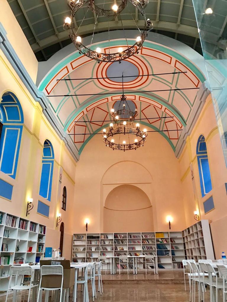 Bayındır Mustafa Necati Kütüphanesi - Ülkem için ne yapabilirim