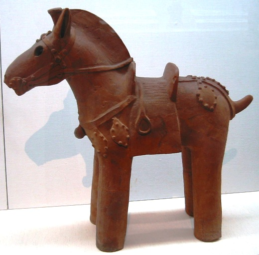 Haniwa Horse - Japan -  Song Dynasty