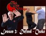 Choke Defense Video