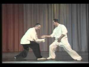 Trening z mistrzem Yang Jwing Mingiem