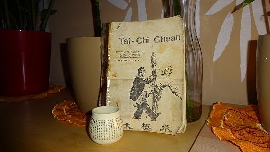 książka stare książki o Tai Chi