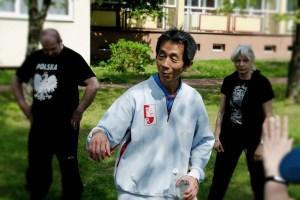 wakacyjne treningi Tai Chi Qi Gong