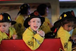 Vakaris - gaisrininkas Kidzanijoje