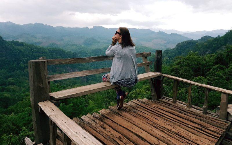 Šiaurės Tailando grožis