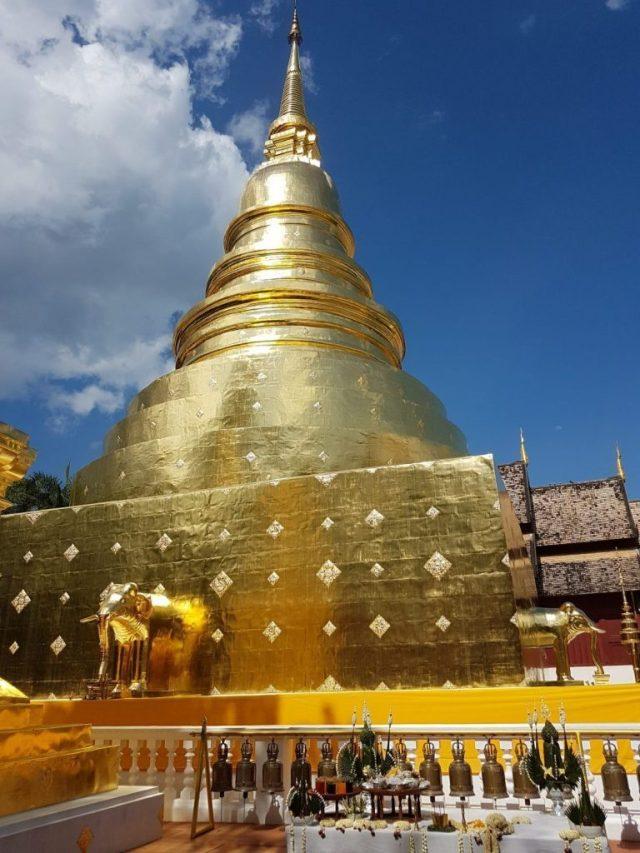 Chiang Mai šventyklos