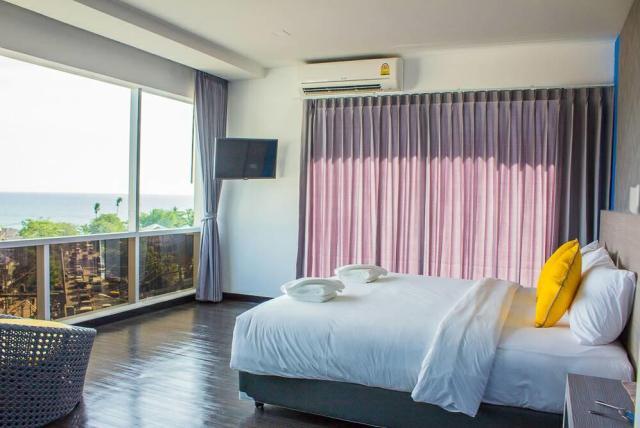 wake up viešbutis AO Nang širdyje