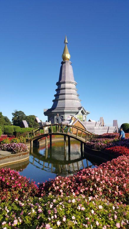 Doi Inthanon šventykla