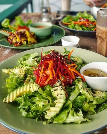 Pora yra prijaučianti vegetarinei mitybai