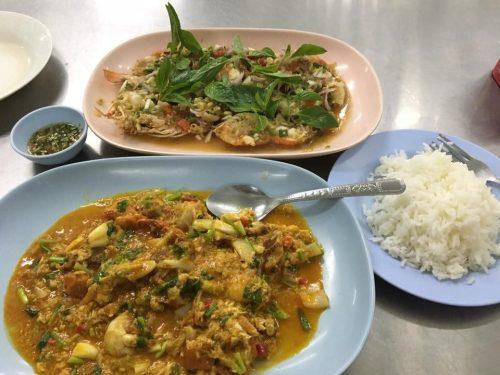 maistas Tailande - viena iš neišsemiamų temų