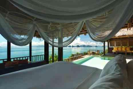 six senses viešbutis Tailande