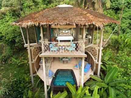 tree house koh yao noi krabi Phuket