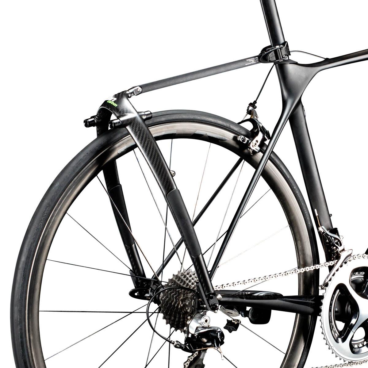 T1 Carbon Pannier Rack