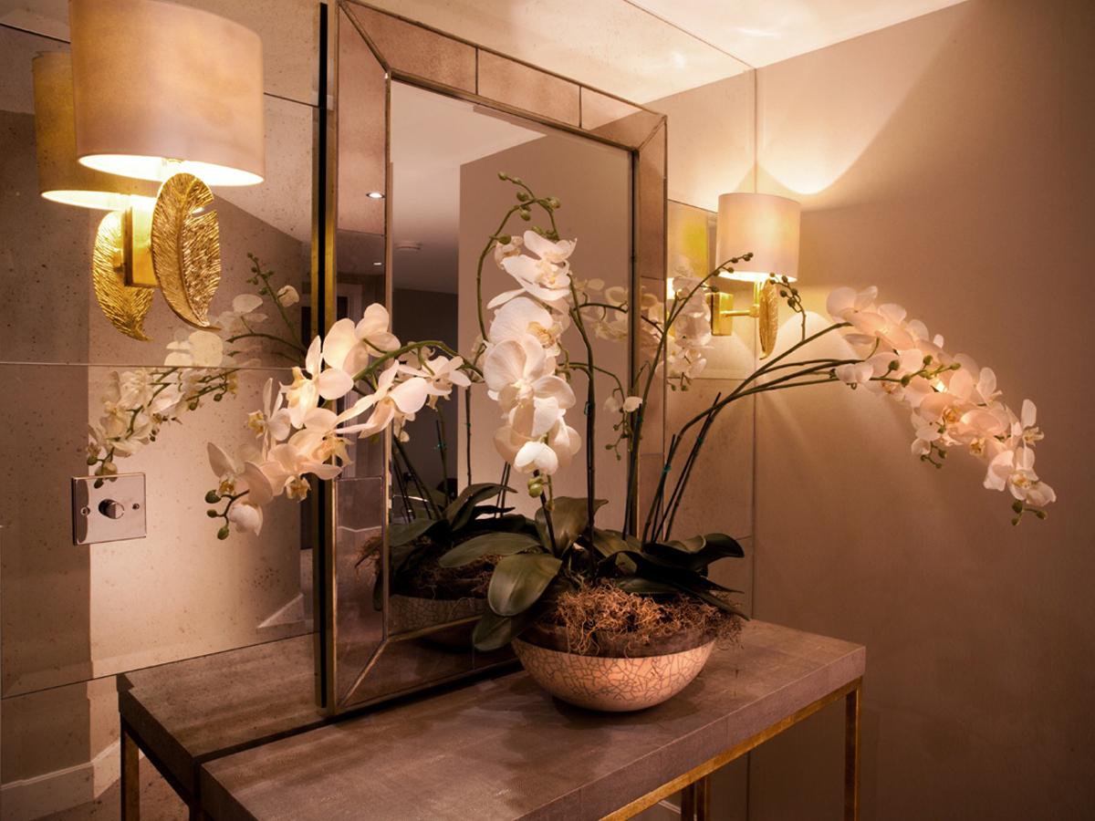interior design in chelsea harbour london tailored living interiors