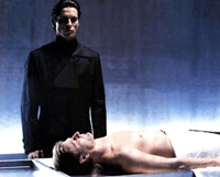 Christian Bale stars in 'Equilibrium'