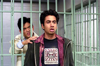 Kal Penn (right) and John Cho star in 'Harold & Kumar Go To White Castle'