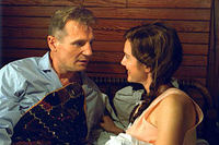 Liam Neeson talks sex with Laura Linney in 'Kinsey'
