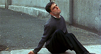 Daniel Day-Lewis in 'My Left Foot'