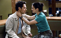 Rachel Weisz and Paul Rudd star in 'The Shape of Things'