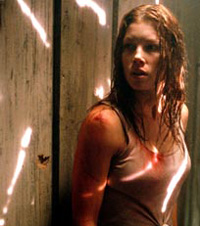 Jessica Biel fights for her life in this remake