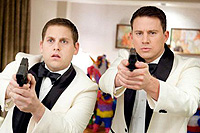 Jonah Hill and Channing Tatum co-star in '21 Jump Street'