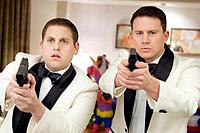 Jonah Hill and Channing Tatum co-star in '21 Jump Street'