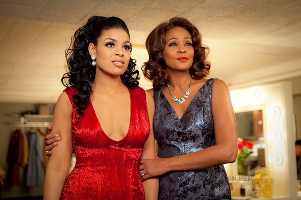 Whitney Houston and Jordin Sparks in 'Sparkle'