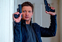 Jeremy Renner is Alex Cross in 'The Bourne Legacy'