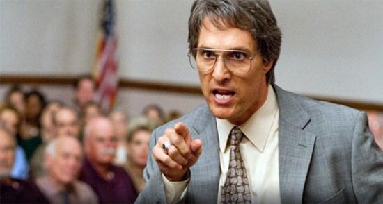 Matthew McConaughey in 'Bernie'