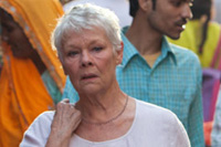 Judi Dench stars in 'The Best Exotic Marigold Hotel'