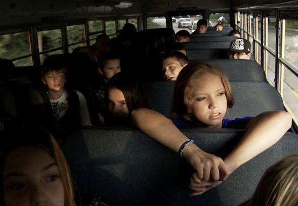 Kids head to school in 'Bully'