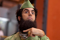 Sasha Baron Cohen stars in 'The Dictator'