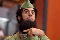 Sasha Baron Cohen stars in 'The Dictator'