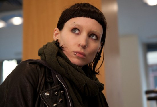 Rooney Mara in 'The Girl With The Dragon Tattoo'