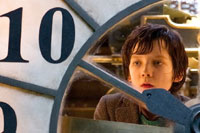 Asa Butterfield in 'Hugo'