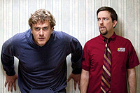 Jason Segel and Ed Helms co-star in 'Jeff, Who Lives at Home'
