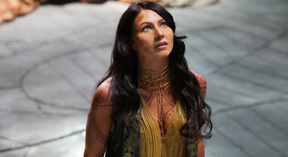 Lynn Collins in 'John Carter'