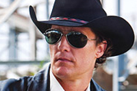 Matthew McConaughey is 'Killer Joe'